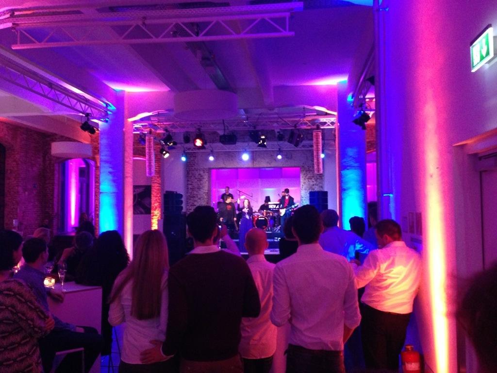 Liveband Köln, Partyband NRW
